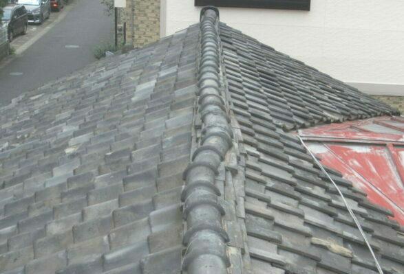 屋根 ずれ